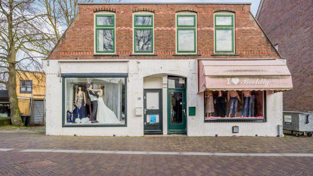Te koop – Uithoorn – Dorpsstraat 33-35+37, 1421 AR